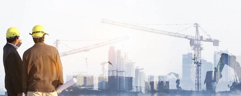 Bauträger und Immobilienmakler