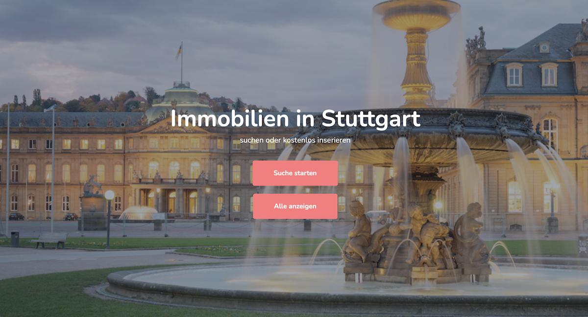 Immobiliensuche Stuttgart